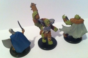 figurines pathfinder battle